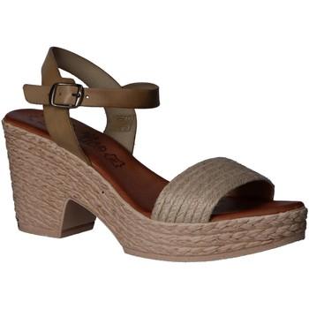Zapatos Mujer Alpargatas Lola Rico 830000 Beige