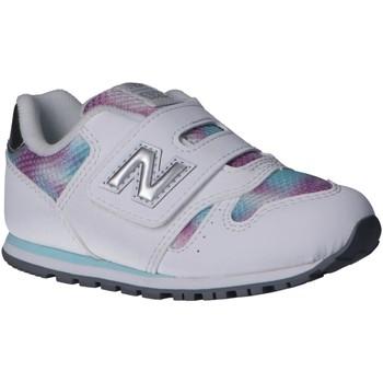 Zapatos Niña Multideporte New Balance IV373GW Blanco