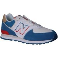 Zapatos Niños Multideporte New Balance PC574SCF Azul