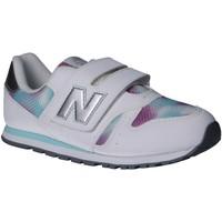 Zapatos Niña Multideporte New Balance YV373GW Blanco