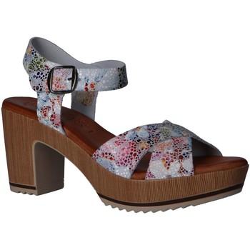 Zapatos Mujer Sandalias Valeria's 6234001 Blanco