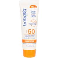 Belleza Protección solar Babaria Solar Adn Invisible Crema Solar Facial Spf50