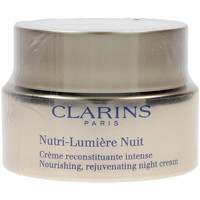 Belleza Mujer Antiedad & antiarrugas Clarins Nutri Lumière Crème Nuit  50 ml