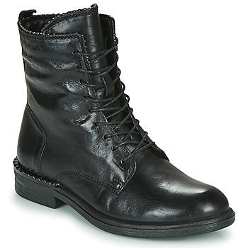 Zapatos Mujer Botas de caña baja Mjus PALLY Negro