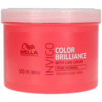 Belleza Acondicionador Wella Invigo Color Brilliance Mask Fine Hair  500 ml