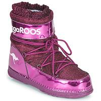 Zapatos Mujer Botas de caña baja Kangaroos K-MOON Violeta