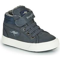 Zapatos Niño Zapatillas altas Kangaroos KAVU I Azul