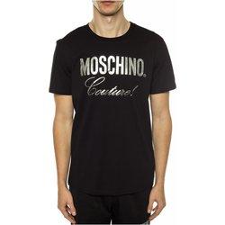 textil Hombre Camisetas manga corta Moschino T-Shirts ZPA0715 - Hombres negro