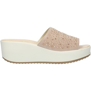 Zapatos Mujer Zuecos (Mules) Imac 508280 Beige