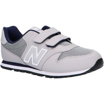 Zapatos Niños Zapatillas bajas New Balance YV500RN Gris