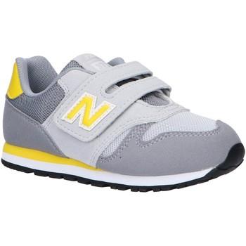 Zapatos Niños Multideporte New Balance YV373AG Gris
