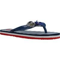 Zapatos Niña Chanclas Gioseppo 43217G Azul