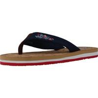 Zapatos Niña Chanclas Gioseppo 43223G Azul
