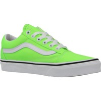 Zapatos Hombre Zapatillas bajas Vans UA OLD SKOOL Verde