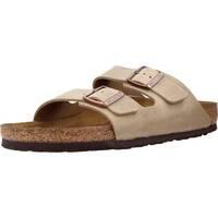 Zapatos Hombre Sandalias Birkenstock Arizona NU Oiled Marron