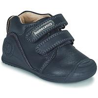 Zapatos Niños Zapatillas bajas Biomecanics BOTIN DOS VELCROS Marino