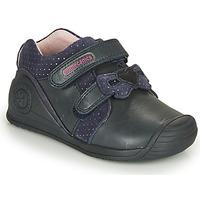 Zapatos Niña Zapatillas bajas Biomecanics BOTIN LAZO Marino