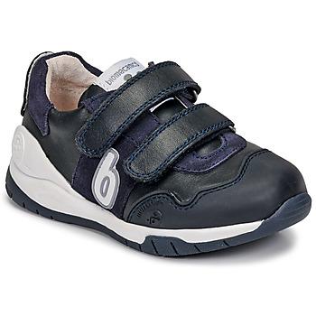 Zapatos Niños Zapatillas bajas Biomecanics DEPORTIVO BASICO Marino