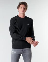 textil Hombre Jerséis Lacoste AH1985 Negro