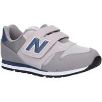 Zapatos Niños Multideporte New Balance YV373K Blanco