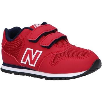 Zapatos Niños Multideporte New Balance IV500RR Rojo