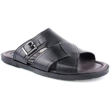 Zapatos Hombre Zuecos (Mules) Pelflex M Slipper Man Negro