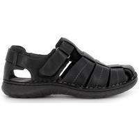 Zapatos Hombre Sandalias Walk&Fly 541 20910 Negro