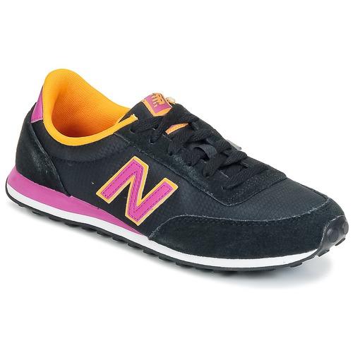 Zapatos Mujer Zapatillas bajas New Balance WL410 Negro