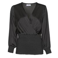 textil Mujer Tops / Blusas Betty London NAUSSE Negro