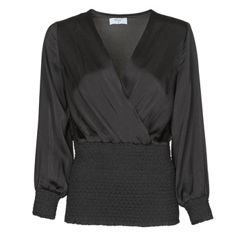 textil Mujer Tops / Blusas Betty London NAUSSE Negro
