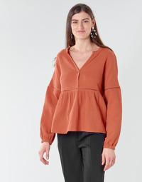 textil Mujer Tops / Blusas Betty London NASSE Rojizo