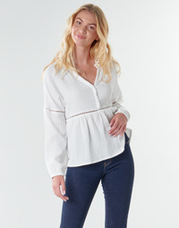textil Mujer Tops / Blusas Betty London NAUSSE Crudo