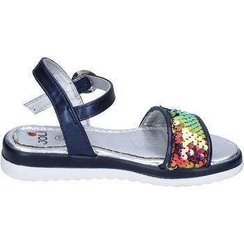 Zapatos Niña Sandalias Joli BM757 azul