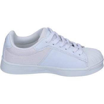 Zapatos Niño Deportivas Moda Beverly Hills Polo Club BM761 Blanco