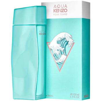 Belleza Mujer Perfume Kenzo Aqua pour Femme - Eau de Toilette - 100ml - Vaporizador Aqua pour Femme - cologne - 100ml - spray