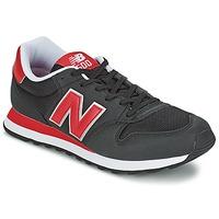 Zapatos Zapatillas bajas New Balance GM500 Negro / Rojo