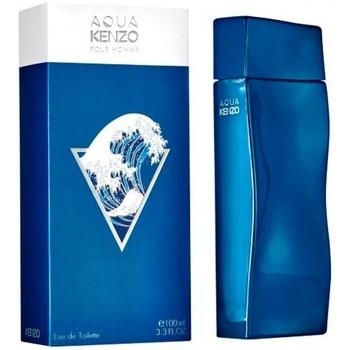 Belleza Hombre Perfume Kenzo Aqua pour Homme - Eau de Toilette -100ml - Vaporizador Aqua pour Homme - cologne -100ml - spray