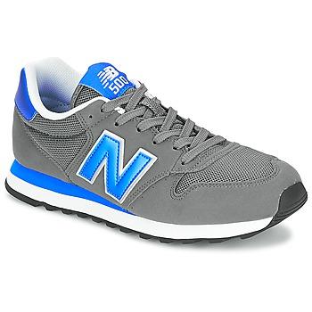 Zapatos Zapatillas bajas New Balance GM500 Gris / Azul