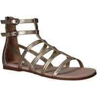 Zapatos Mujer Sandalias MTNG 58661 Beige