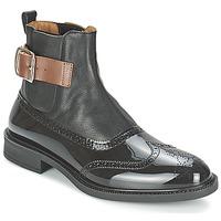 Zapatos Hombre Botas de caña baja Vivienne Westwood BROGUE BOOT Negro