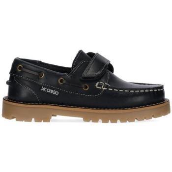 Zapatos Niño Zapatos náuticos Chika10 Kids Leather NAUTIC KIDS 02 Marino/Navy