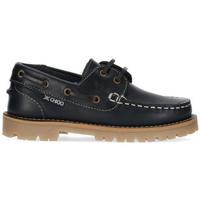 Zapatos Niño Zapatos náuticos Chika10 Kids Leather NAUTIC KIDS 01 Marino/Navy