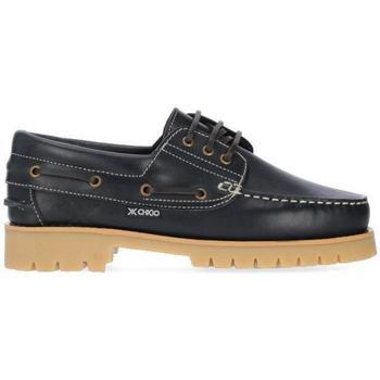 Zapatos Hombre Zapatos náuticos Chika 10 NAUTIC MAN 01 Marino/Navy