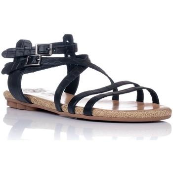 Zapatos Mujer Sandalias Porronet 2603 NEGRO