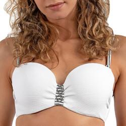 textil Mujer Bañador por piezas LPB Woman 0011 / BOURGEOIS Blanco