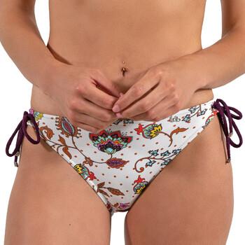 textil Mujer Bañador por piezas LPB Woman 005BAS / COOL Blanco