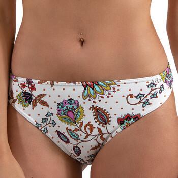 textil Mujer Bañador por piezas LPB Woman 0011BAS / COOL Blanco