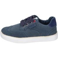 Zapatos Niño Deportivas Moda Beverly Hills Polo Club BM771 Azul