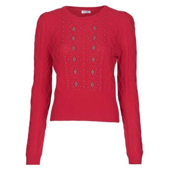 textil Mujer Jerséis Liu Jo MF0156-MA88J Rojo