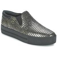 Zapatos Mujer Slip on Ash KARMA Negro